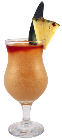 Hook's Rum - Spiced Rum Cooler